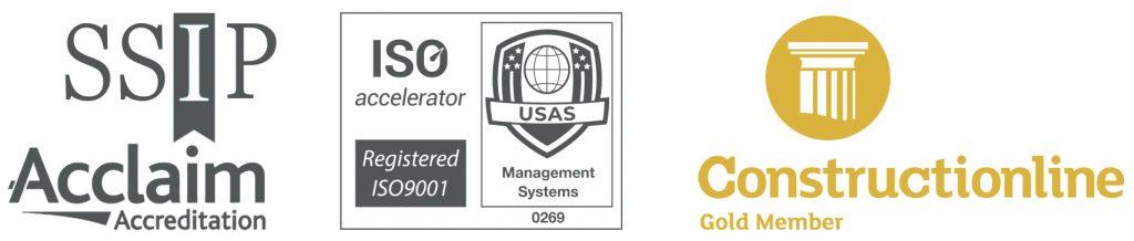 CONSTRUCTLINE SSIP ISO9001
